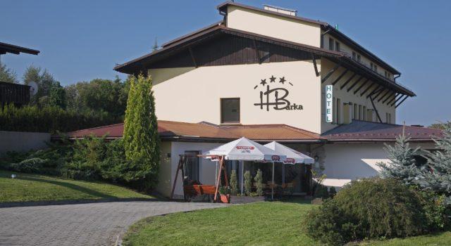 Hotel Barka Wadowice Kalwaria Zebrzydowska Pokoje Gościnne